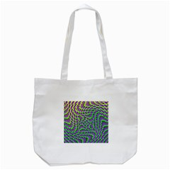 Illusion Delusion Tote Bag (White)