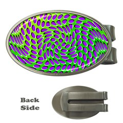 Illusion Delusion Money Clip (Oval)
