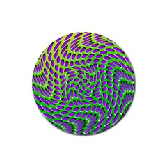 Illusion Delusion Drink Coasters 4 Pack (round)