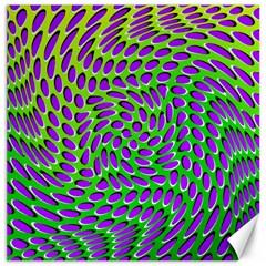 Illusion Delusion Canvas 20  x 20  (Unframed)