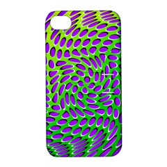 Illusion Delusion Apple Iphone 4/4s Hardshell Case With Stand