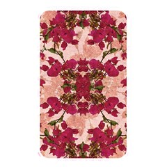 Retro Vintage Floral Motif Memory Card Reader (rectangular)