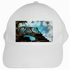 Psychic Medium Claudia White Baseball Cap