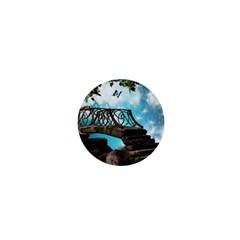 Psychic Medium Claudia 1  Mini Button Magnet