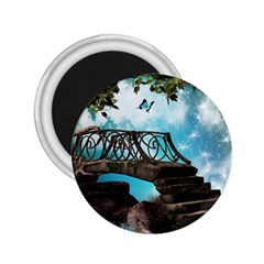 Psychic Medium Claudia 2.25  Button Magnet
