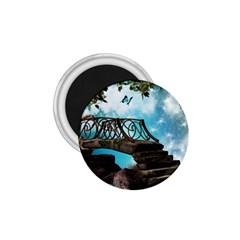 Psychic Medium Claudia 1.75  Button Magnet