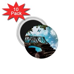 Psychic Medium Claudia 1.75  Button Magnet (10 pack)