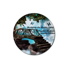 Psychic Medium Claudia Drink Coasters 4 Pack (round)