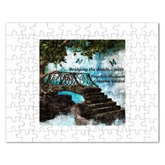 Psychic Medium Claudia Jigsaw Puzzle (rectangle)