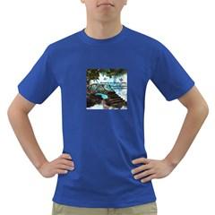 Psychic Medium Claudia Men s T-shirt (Colored)