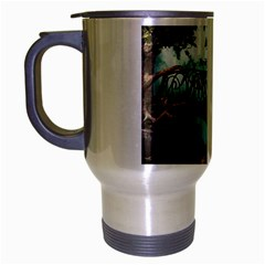 Psychic Medium Claudia Travel Mug (Silver Gray)