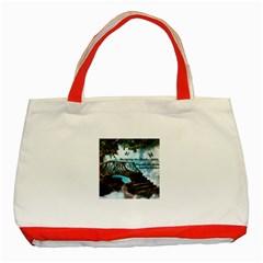 Psychic Medium Claudia Classic Tote Bag (Red)