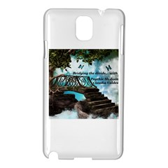 Psychic Medium Claudia Samsung Galaxy Note 3 N9005 Hardshell Case