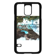 Psychic Medium Claudia Samsung Galaxy S5 Case (Black)