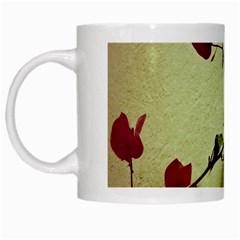 Santa Rita Flower In Warm Colors Wall Photo White Mug