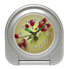 Santa Rita Flower Desk Alarm Clock