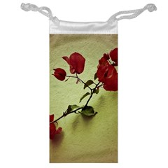 Santa Rita Flower Jewelry Bag