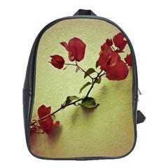 Santa Rita Flower School Bag (large)
