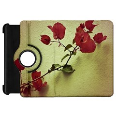Santa Rita Flower Kindle Fire HD 7  (1st Gen) Flip 360 Case