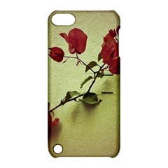 Santa Rita Flower Apple Ipod Touch 5 Hardshell Case With Stand