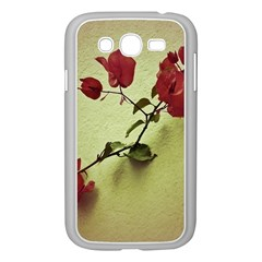 Santa Rita Flower Samsung Galaxy Grand Duos I9082 Case (white)
