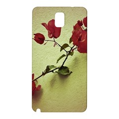 Santa Rita Flower Samsung Galaxy Note 3 N9005 Hardshell Back Case