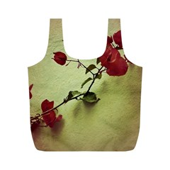 Santa Rita Flower Reusable Bag (m)
