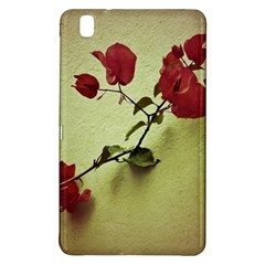Santa Rita Flower Samsung Galaxy Tab Pro 8.4 Hardshell Case
