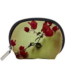 Santa Rita Flower Accessories Pouch (Small)