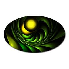 Artichoke Magnet (Oval)