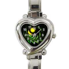 Artichoke Heart Italian Charm Watch