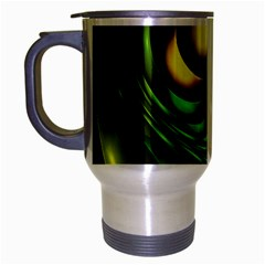 Artichoke Travel Mug (Silver Gray)