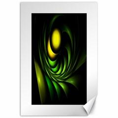 Artichoke Canvas 20  x 30  (Unframed)