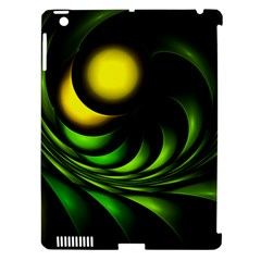 Artichoke Apple Ipad 3/4 Hardshell Case (compatible With Smart Cover)