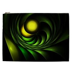 Artichoke Cosmetic Bag (xxl)