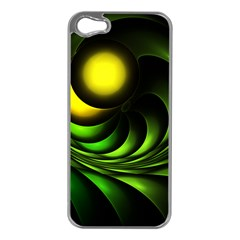 Artichoke Apple Iphone 5 Case (silver)