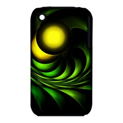 Artichoke Apple Iphone 3g/3gs Hardshell Case (pc+silicone)