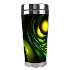 Artichoke Stainless Steel Travel Tumbler