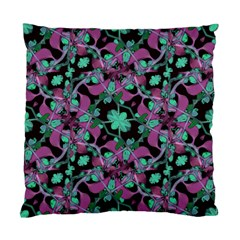 Floral Arabesque Pattern Cushion Case (Two Sided)