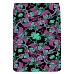 Floral Arabesque Pattern Removable Flap Cover (Small)