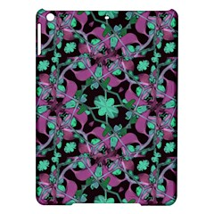 Floral Arabesque Pattern Apple Ipad Air Hardshell Case