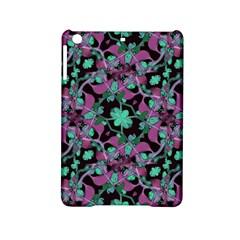 Floral Arabesque Pattern Apple iPad Mini 2 Hardshell Case