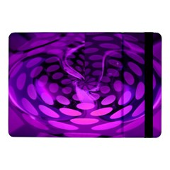 Abstract In Purple Samsung Galaxy Tab Pro 10.1  Flip Case