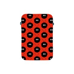 Red Cute Dazzled Bug Pattern Apple Ipad Mini Protective Sleeve