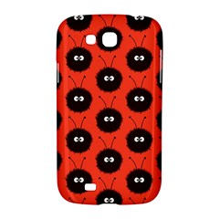 Red Cute Dazzled Bug Pattern Samsung Galaxy Grand GT-I9128 Hardshell Case