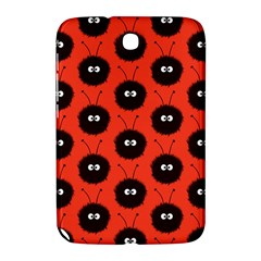 Red Cute Dazzled Bug Pattern Samsung Galaxy Note 8.0 N5100 Hardshell Case