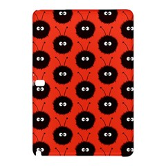 Red Cute Dazzled Bug Pattern Samsung Galaxy Tab Pro 12 2 Hardshell Case
