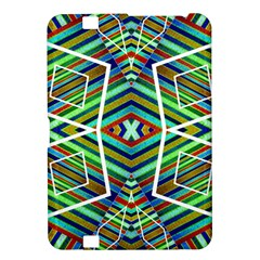Colorful Geometric Abstract Pattern Kindle Fire HD 8.9  Hardshell Case
