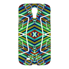 Colorful Geometric Abstract Pattern Samsung Galaxy S4 I9500/i9505 Hardshell Case