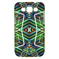 Colorful Geometric Abstract Pattern Samsung Galaxy Win I8550 Hardshell Case